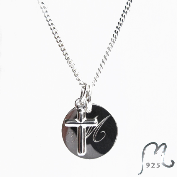Confirmation gift with initial. NEW!